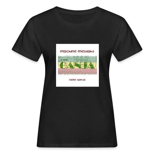 radio ganja - Women's Organic T-Shirt