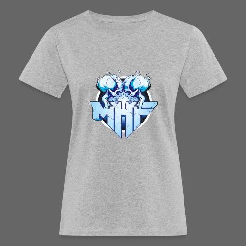 MHF New Logo - Women's Organic T-Shirt