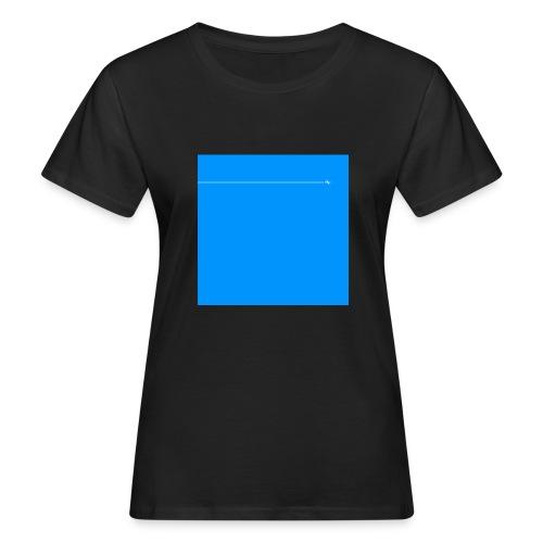 sklyline blue version - T-shirt bio Femme