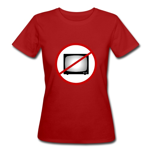 notv - Women's Organic T-Shirt