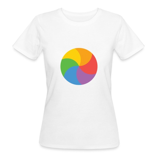 BeachBal - Vrouwen Bio-T-shirt