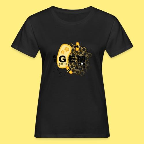 Logo - shirt men - Vrouwen Bio-T-shirt