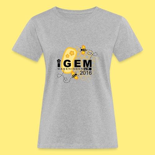 Logo - shirt women - Vrouwen Bio-T-shirt