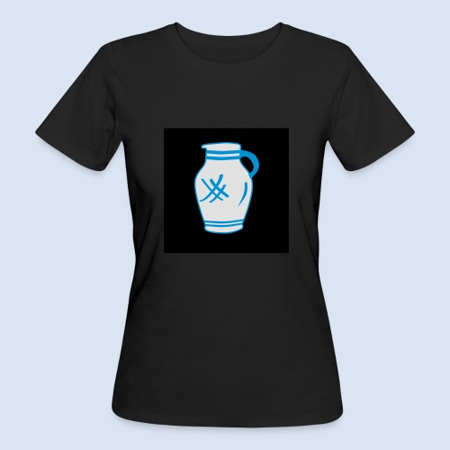 Mein Frankfurt Bembeltown - Frauen Bio-T-Shirt