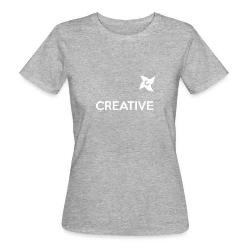 Creative long urban shirt - Organic damer