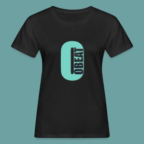 OBeat Logo O - Vrouwen Bio-T-shirt