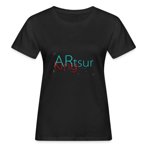 ARtsurKing Logo - Women's Organic T-Shirt