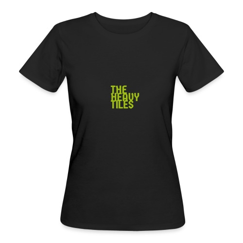 the heavy tiles green collection - T-shirt ecologica da donna