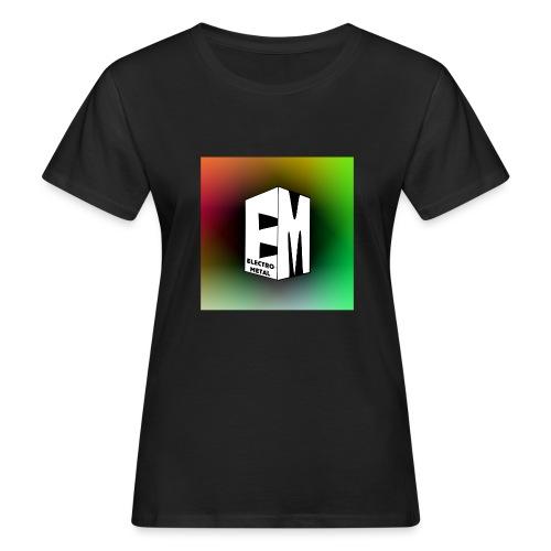 ElectroMetal_Logo - Women's Organic T-Shirt