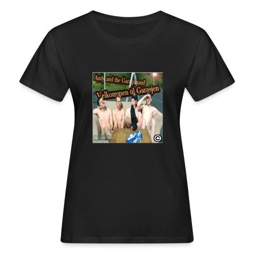Velkommen Til Garasjen - Økologisk T-skjorte for kvinner