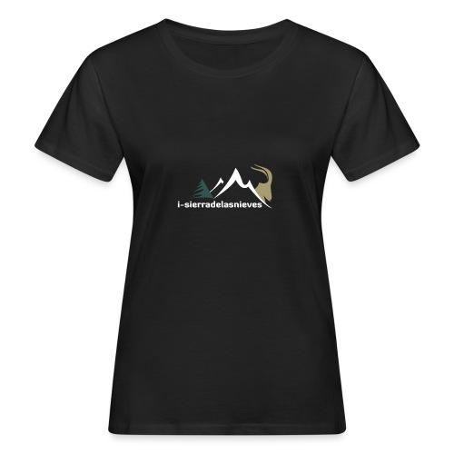i-sierradelasnieves.com - Camiseta ecológica mujer