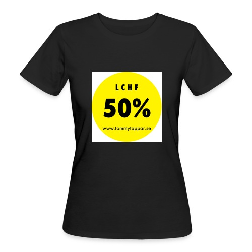 knapp 50 3 - Ekologisk T-shirt dam