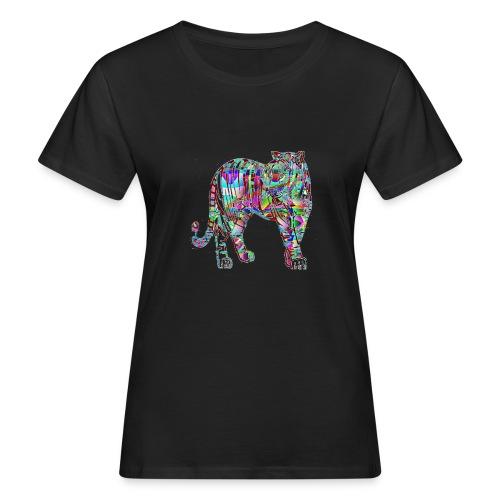 Tigre - T-shirt bio Femme