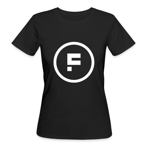 Logo_Rond_3500x3500 - Vrouwen Bio-T-shirt