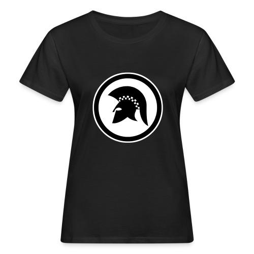trojan Ska-reggae Zeichen - Frauen Bio-T-Shirt