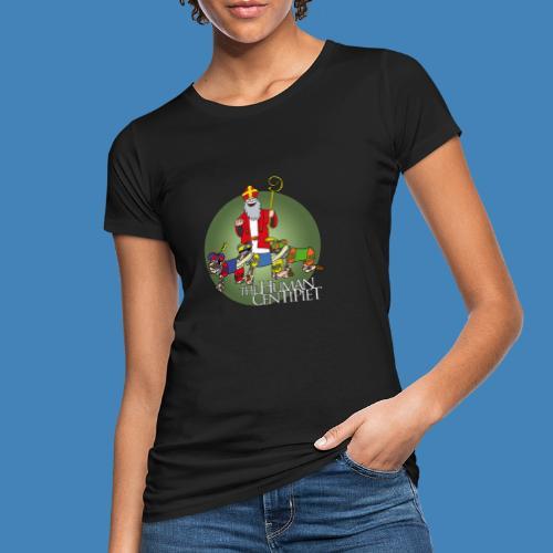 The Human Centipiet - Vrouwen Bio-T-shirt
