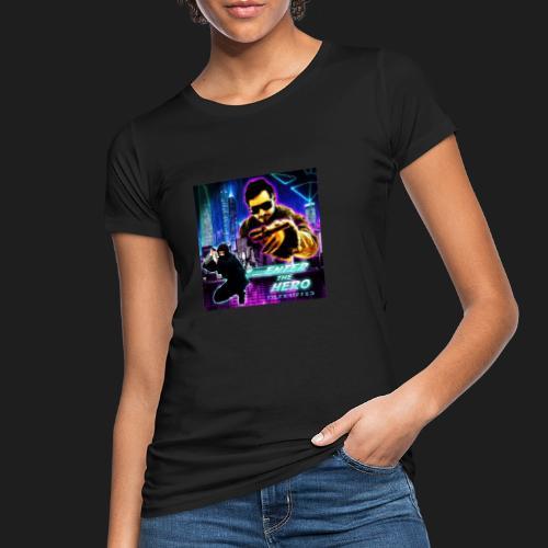 Enter the Hero - Naisten luonnonmukainen t-paita