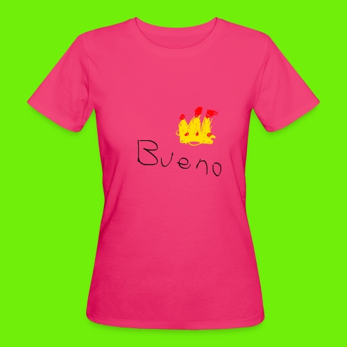 King Bueno Classic Merch - Women's Organic T-Shirt