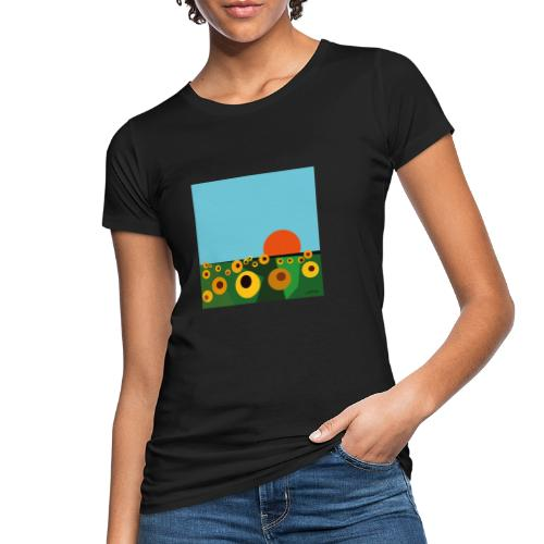 Sunflower - Women's Organic T-Shirt