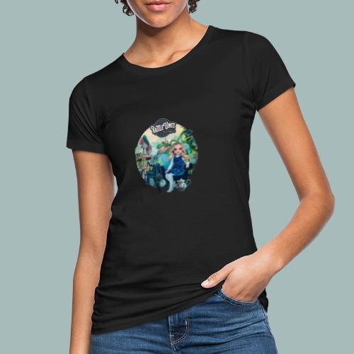 Letting Go Merch - Vrouwen Bio-T-shirt