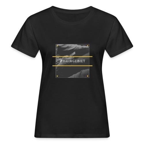 MeinGebiet - Frauen Bio-T-Shirt
