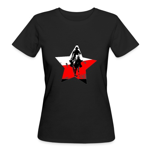 konno po polsku - Ekologiczna koszulka damska