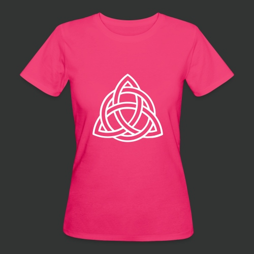 Celtic Knot — Celtic Circle - Women's Organic T-Shirt