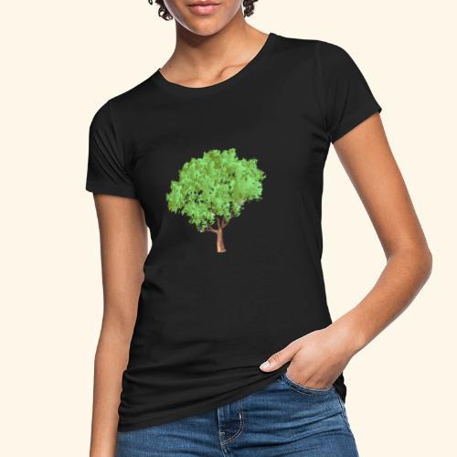 baum 3 - Frauen Bio-T-Shirt