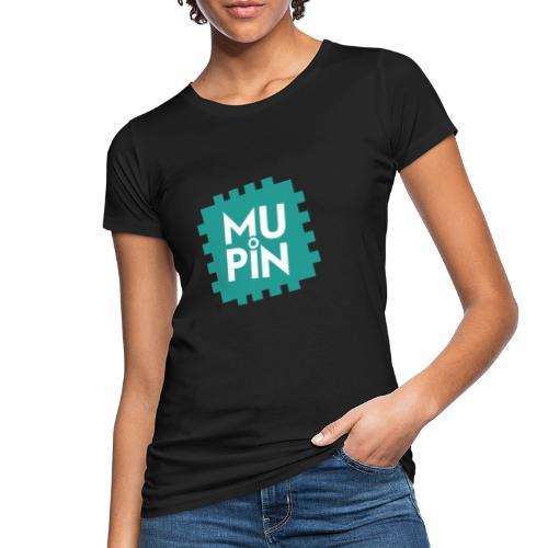 Logo Mupin quadrato - T-shirt ecologica da donna