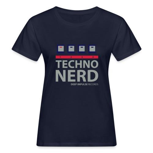 Techno Nerd - Women's Organic T-Shirt
