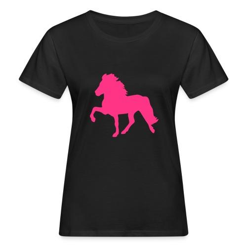 Tölter - Frauen Bio-T-Shirt