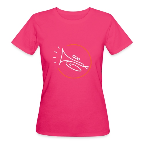 Trumpet - Jazz life collection - T-shirt ecologica da donna