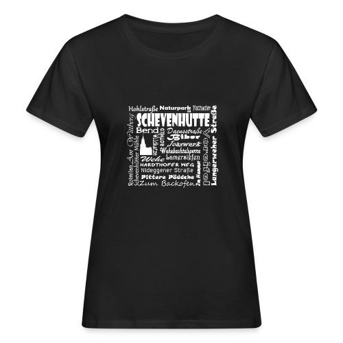 Alles in Schevenhütte - Frauen Bio-T-Shirt