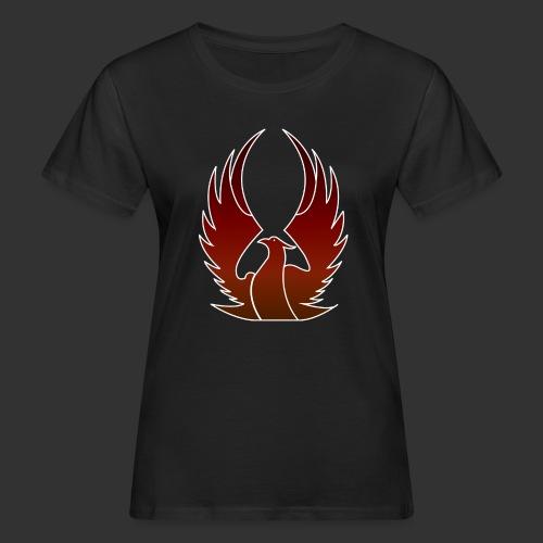 Phenix on fire - T-shirt bio Femme