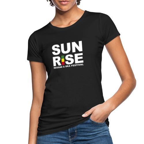 Sunrise Shirt 2012 Festival gif - Frauen Bio-T-Shirt