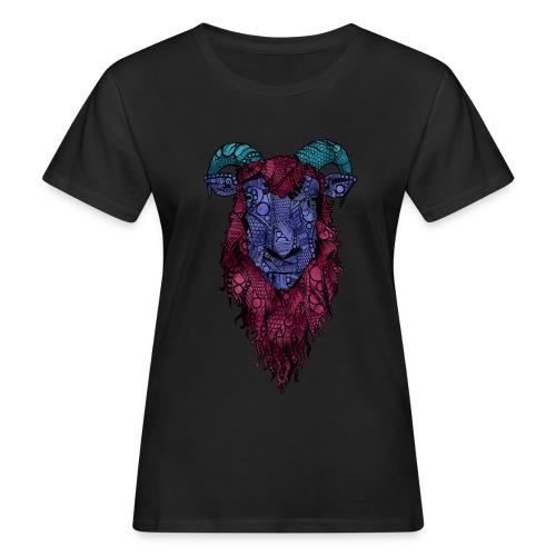 Sau - Økologisk T-skjorte for kvinner