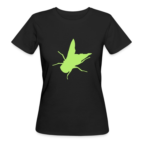 fliege - Frauen Bio-T-Shirt