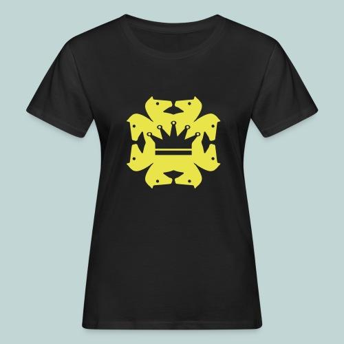 acht Springer - Frauen Bio-T-Shirt