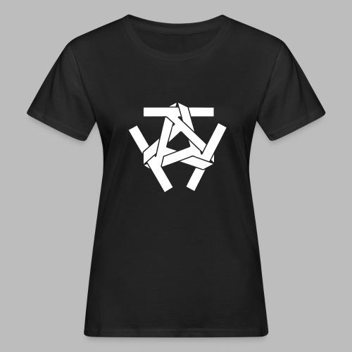 KKK-Logo-vektor - Frauen Bio-T-Shirt
