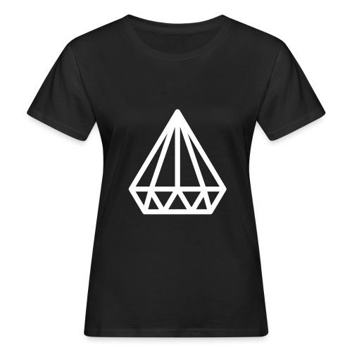 Dropchainers T-Shirt V Auschnitt - Frauen Bio-T-Shirt