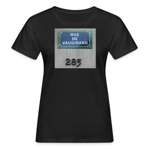 Michel Foucault - Frauen Bio-T-Shirt