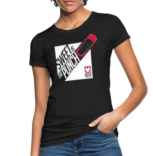 Sweet Is The Punch – Red Tesla - Frauen Bio-T-Shirt
