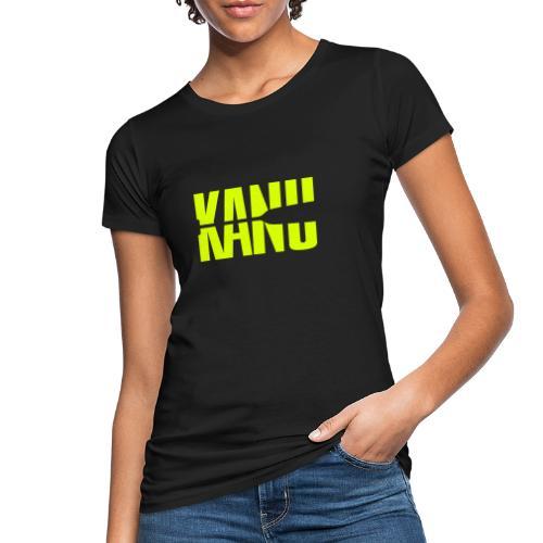 Kanu Kanute Wassersport Paddel 1c - Frauen Bio-T-Shirt