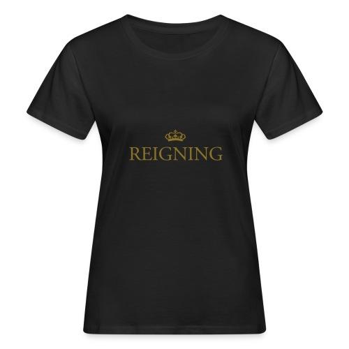 Gin O'Clock Reigning - Women's Organic T-Shirt