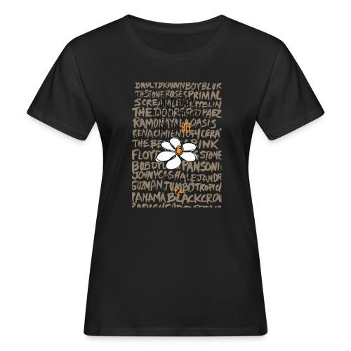 bee-png - T-shirt ecologica da donna
