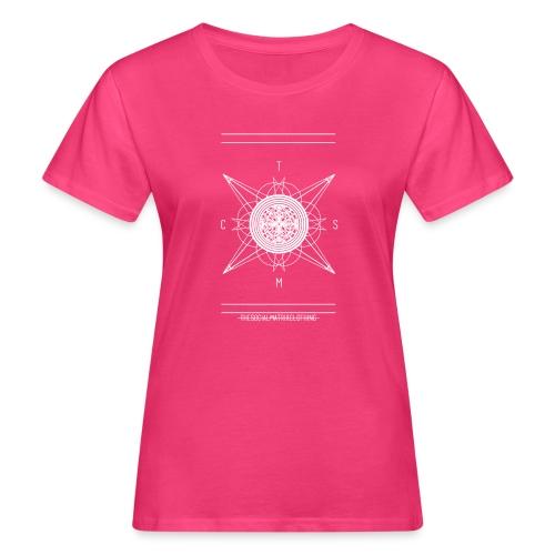 DE PIONEER [WIT] - Vrouwen Bio-T-shirt