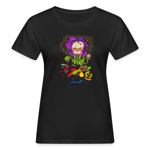 doskalle - Ekologisk T-shirt dam