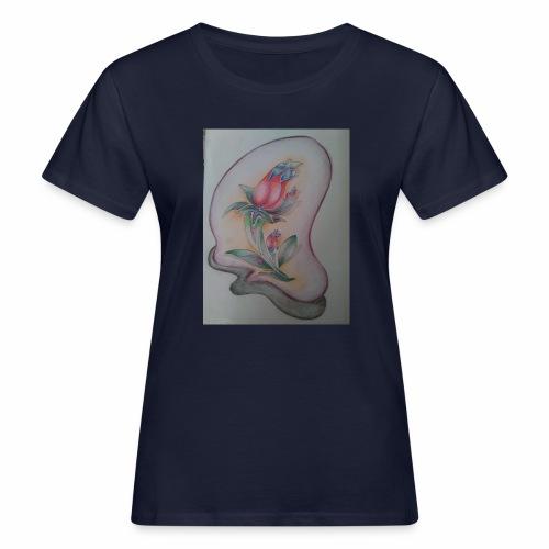 fiore magico - T-shirt ecologica da donna