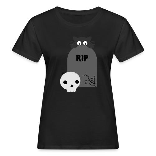 Dark But Cute - Women's Organic T-Shirt