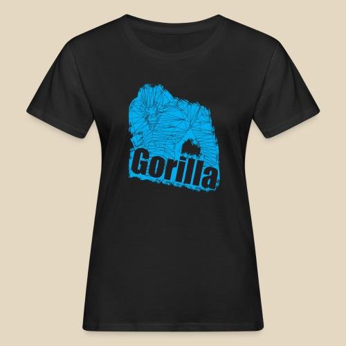 Blue Gorilla - T-shirt bio Femme